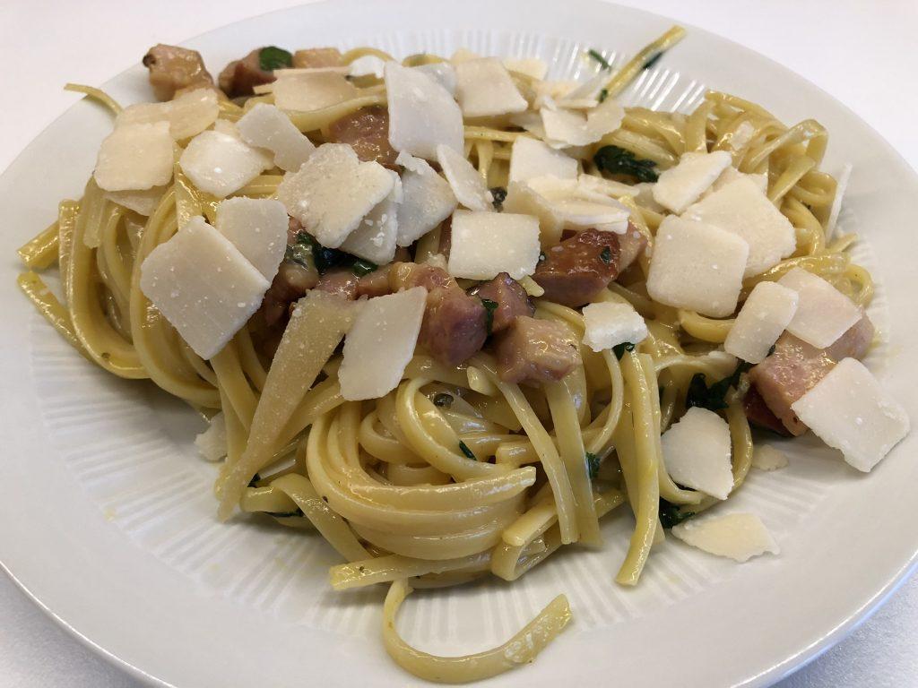 przepis na Spaghetti Carbonara_meski smak