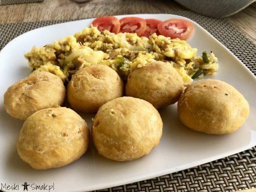 jamajka atrakcje_Ackee and Saltfish and dumplings_Męski Smak