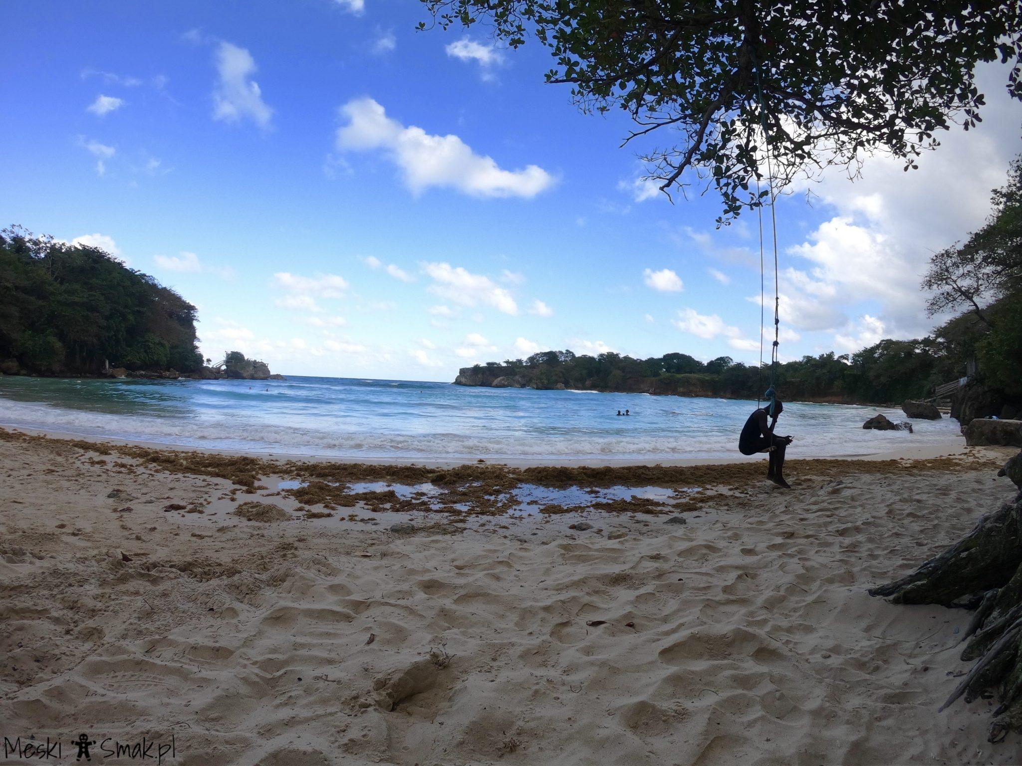 jamajka na własną rękę_Boston Bay Beach