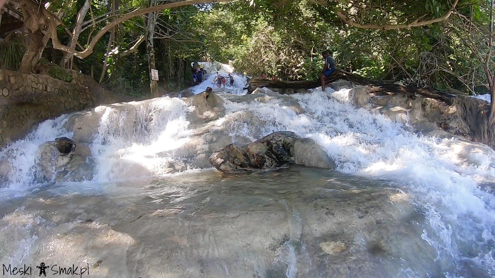 jamajka atrakcje_Dunn`s River Falls 6