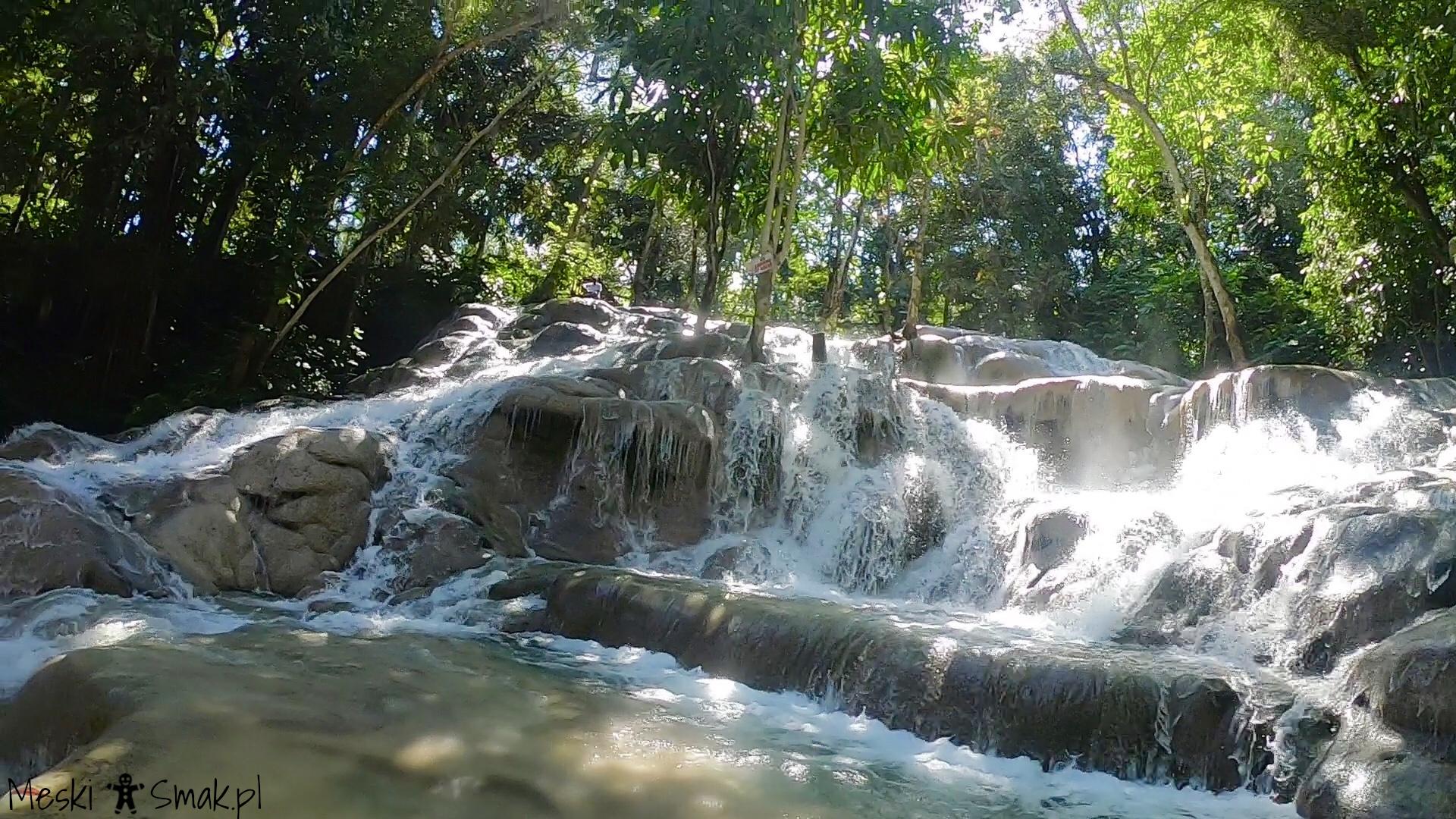 jamajka na własną rękę_Dunn`s River Falls 7