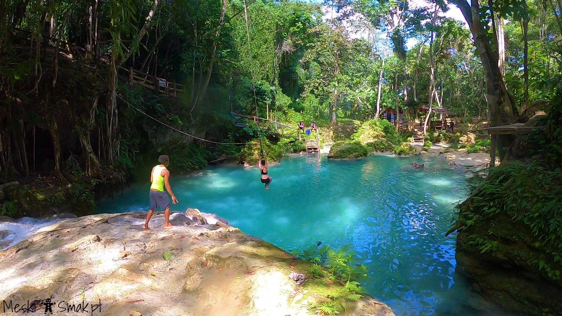 jamajka na własną rękę_Irie Blue Hole_Cool Blue Hole_Męski Smak