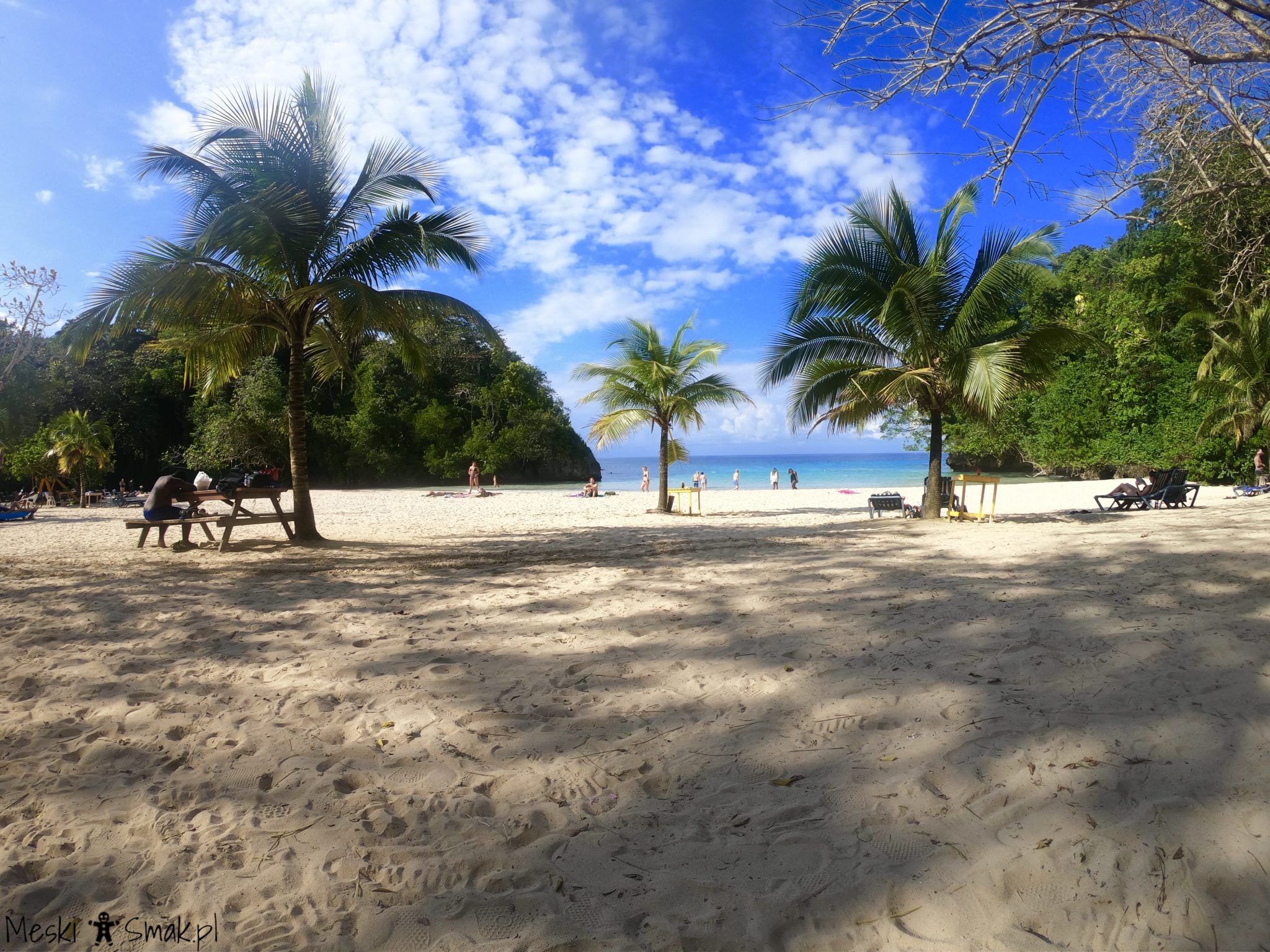 jamajka na własną rękę_Plaża Frenchman's Cove