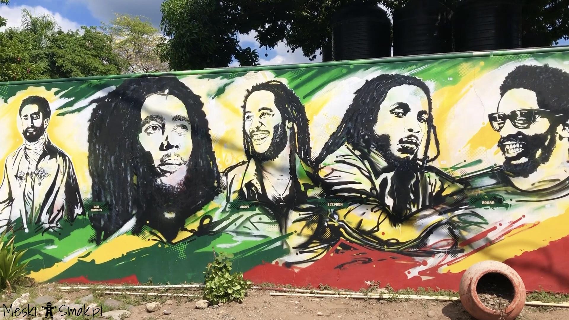 jamajka na własną rękę_Muzeum Boba Marleya 2