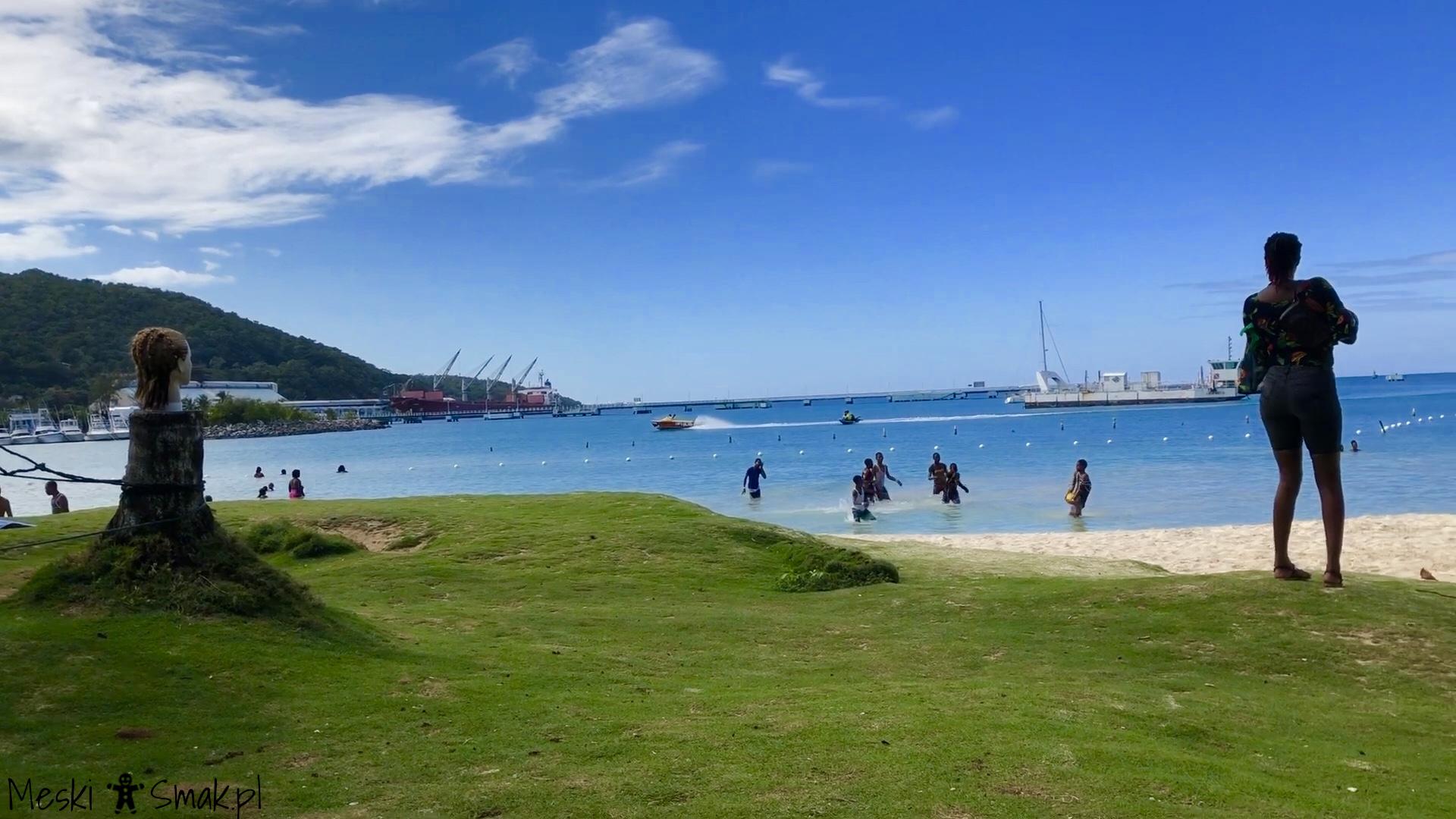 jamajka wakacje_Ocho Rios Bay Beach