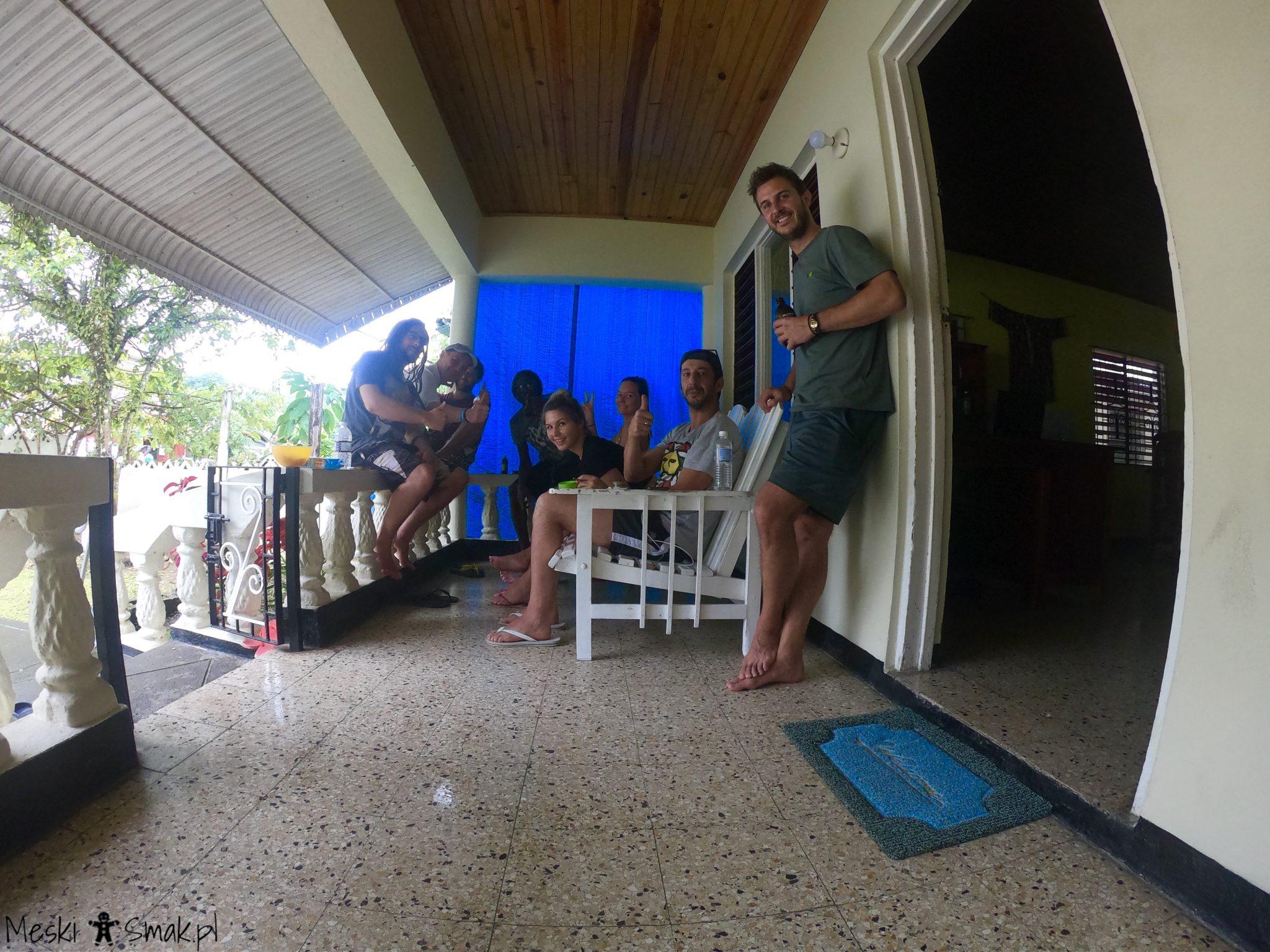jamajka na własną rękę_Porty Hostel