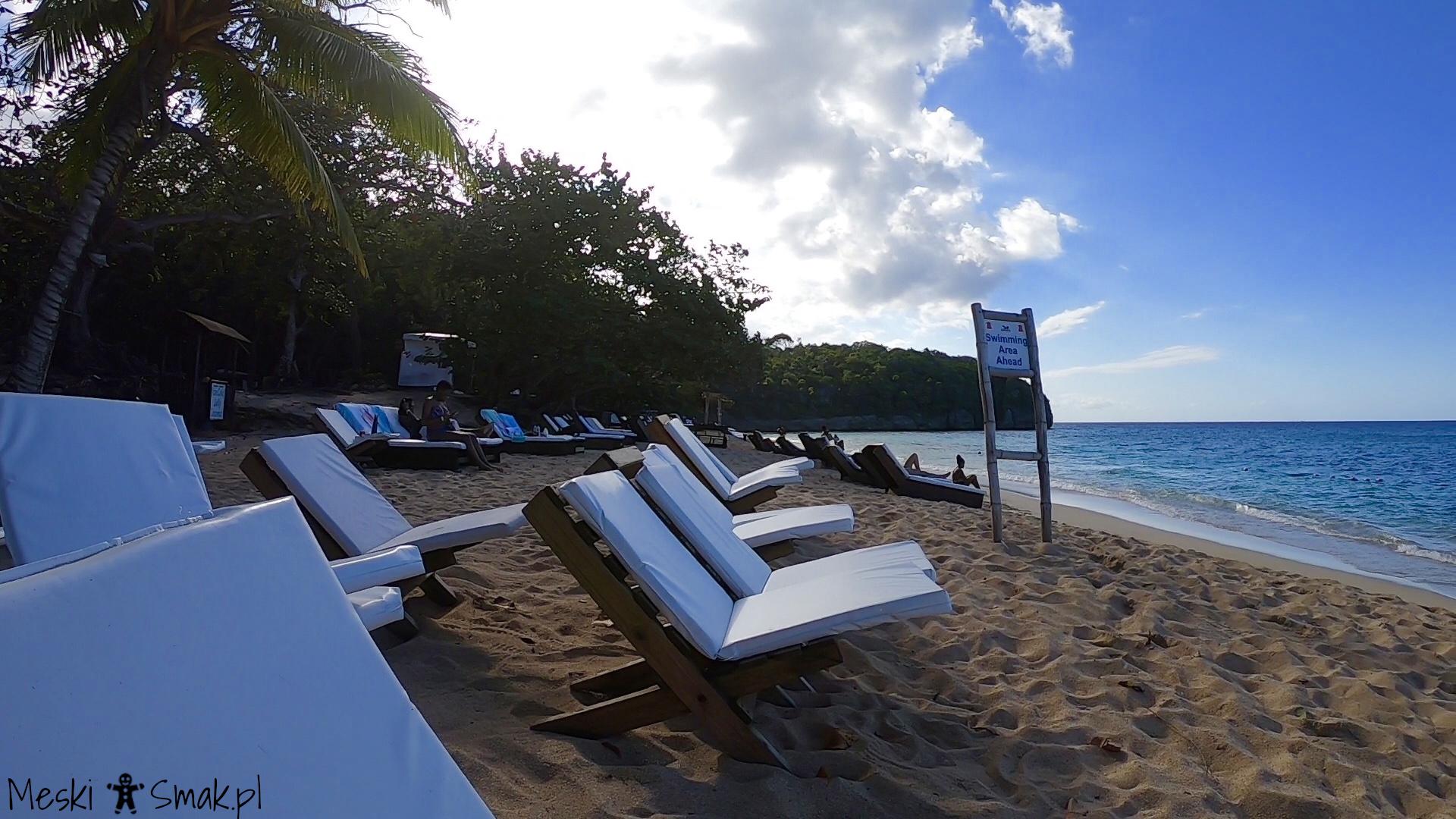 karaiby wakacje_Relaks na plaży Bamboo Beach