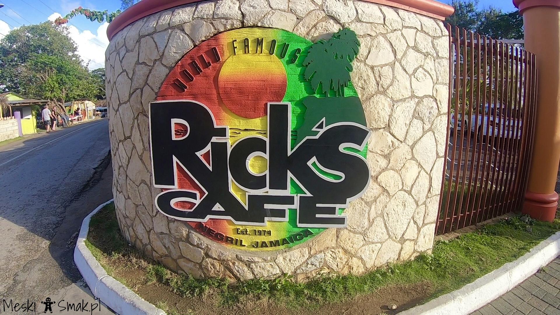 jamajka na własną rękę_Rick`s Cafe 1