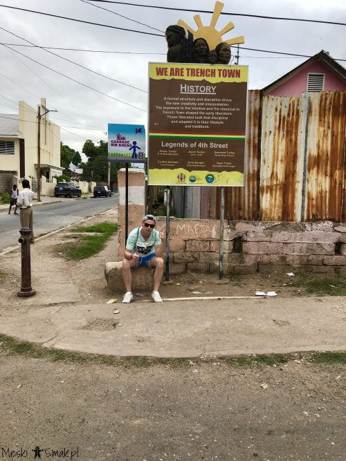 Trenchtown & Trench Town Culture Yard