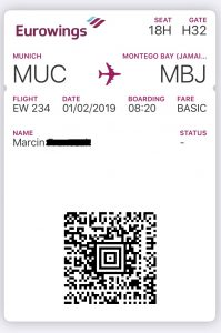 jamajka wycieczki_Bilet Monachium-Montego Bay