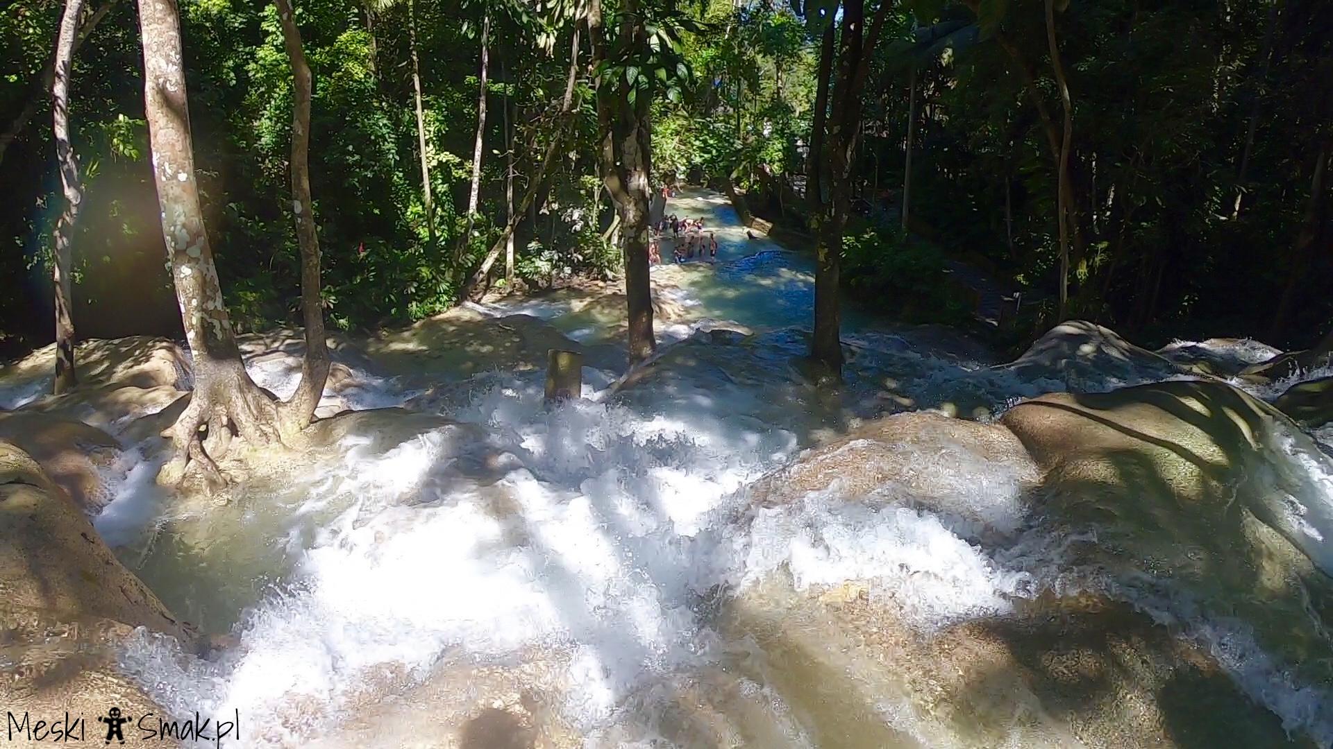 Wakacje i wycieczki Jamajka wszystko o Dunn`s River Falls 14