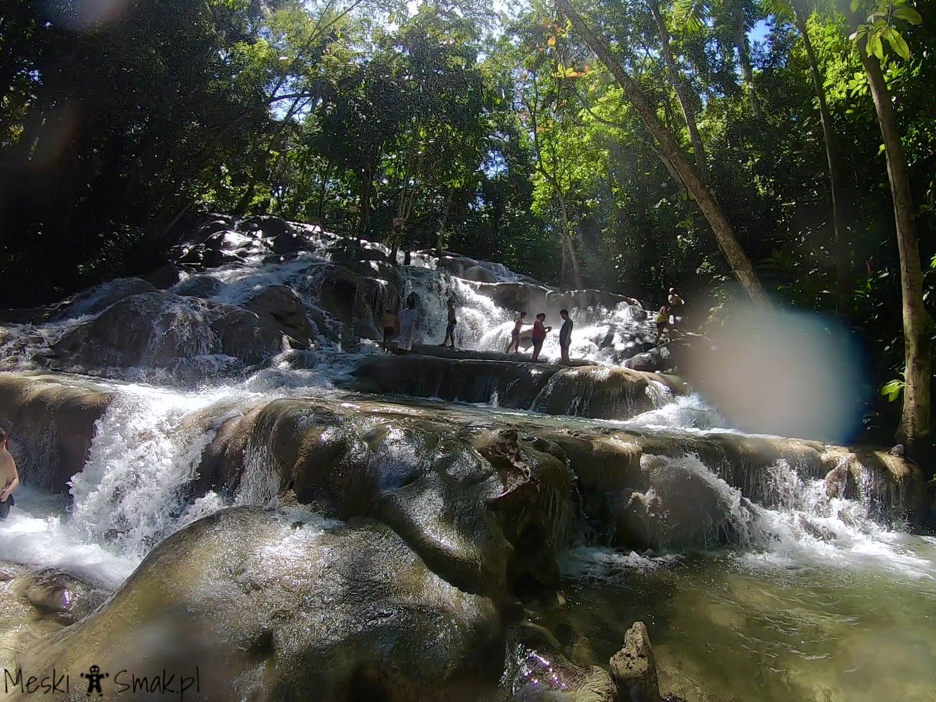 Wakacje i wycieczki Jamajka wszystko o Dunn`s River Falls 2