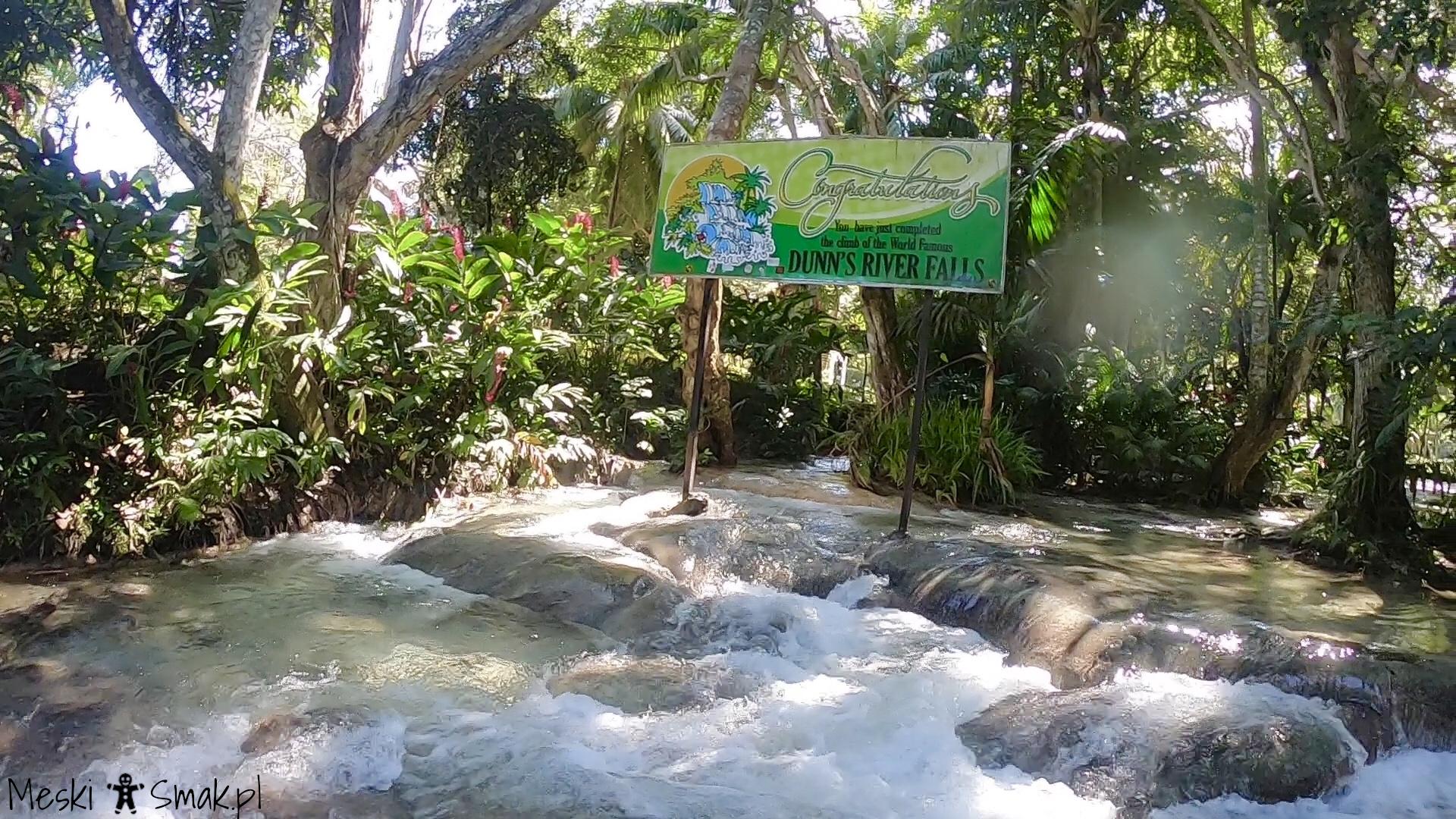 Wakacje i wycieczki Jamajka wszystko o Dunn`s River Falls 6