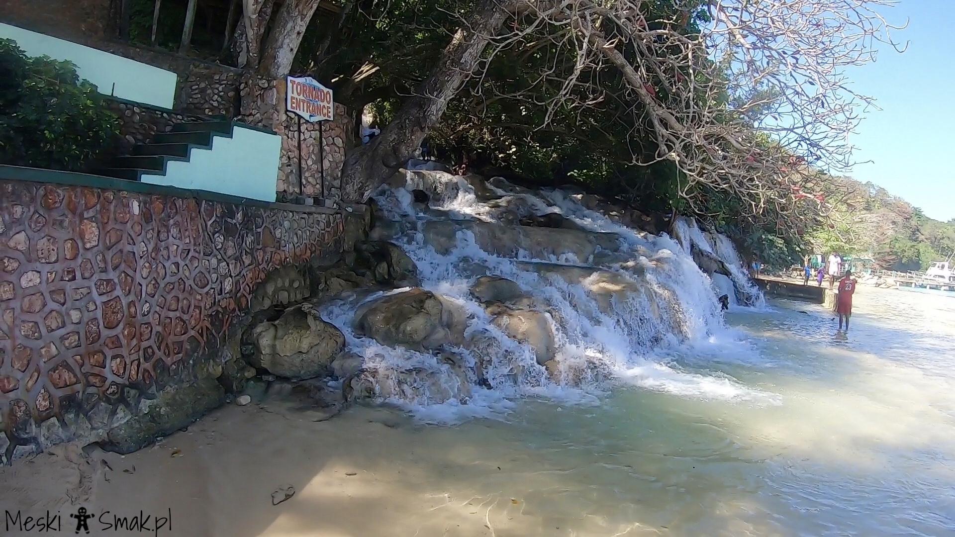 Wakacje i wycieczki Jamajka wszystko o Dunn`s River Falls 9