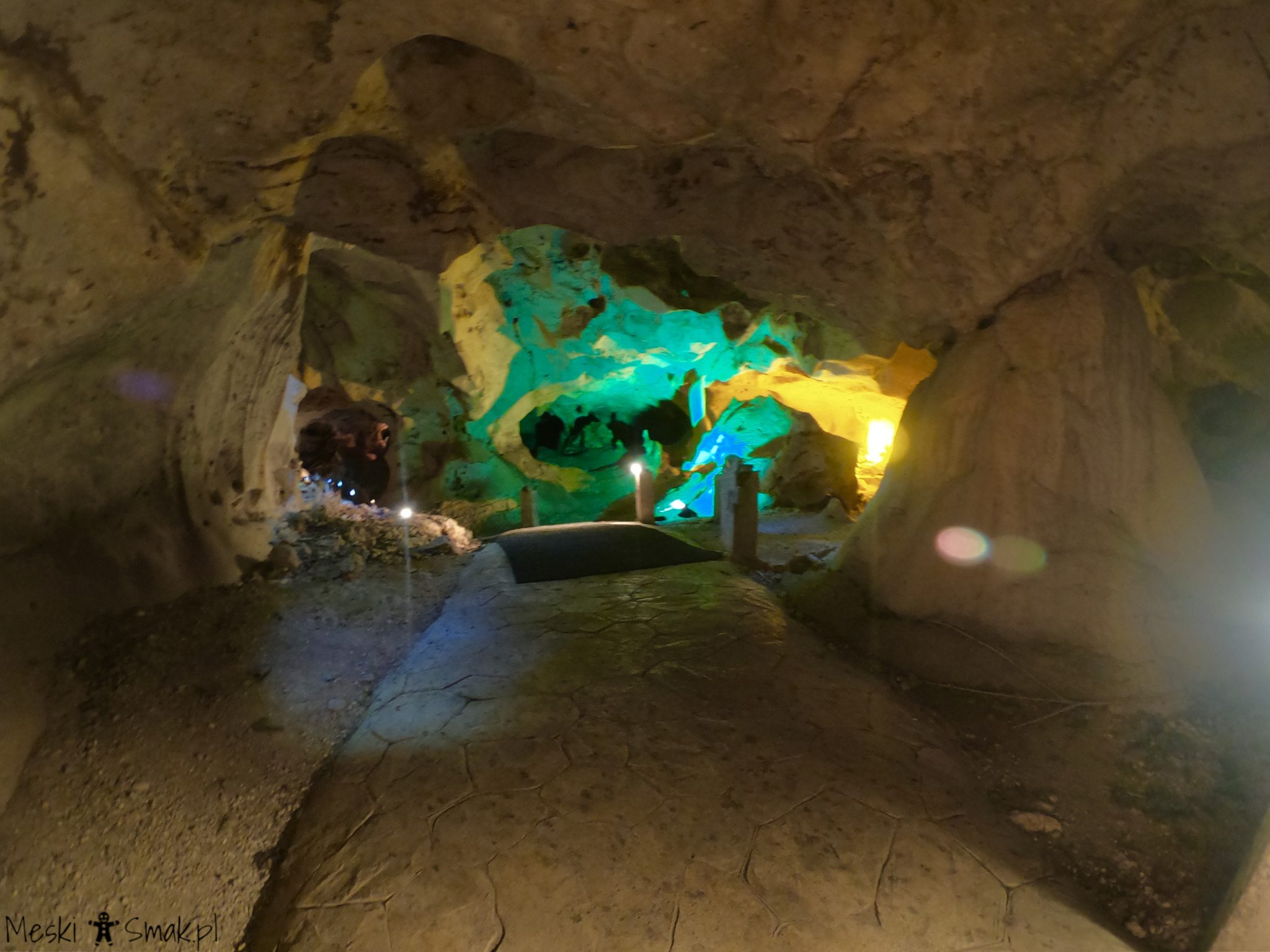 Wakacje i wycieczki Jamajka wszystko o jaskinie Green Grotto Caves