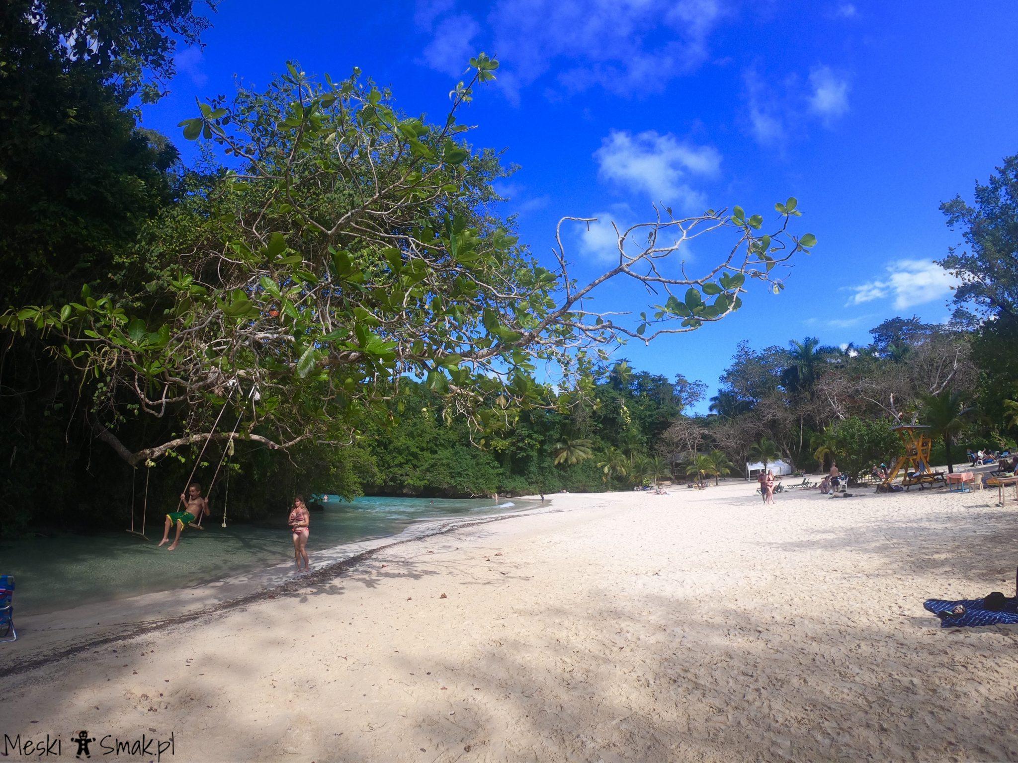 Wakacje i wycieczki Jamajka wszystko o plaża Frenchman`s Cove 7