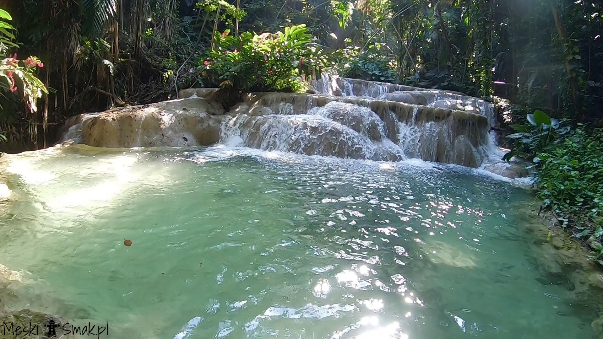 Wakacje i wycieczki Jamajka_The Turtle River Falls & Gardens 7
