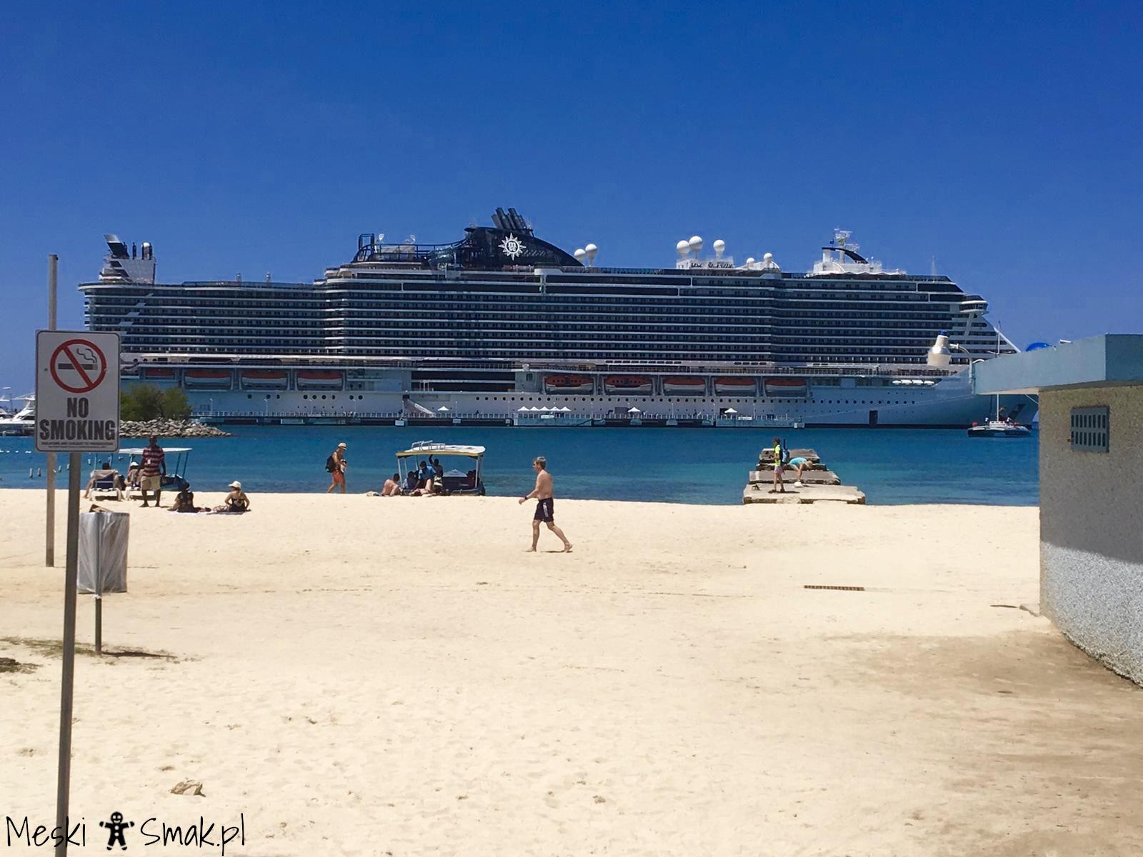 Wakacje i wycieczki Jamajka_wszystko o Ocho Rios Bay Beach