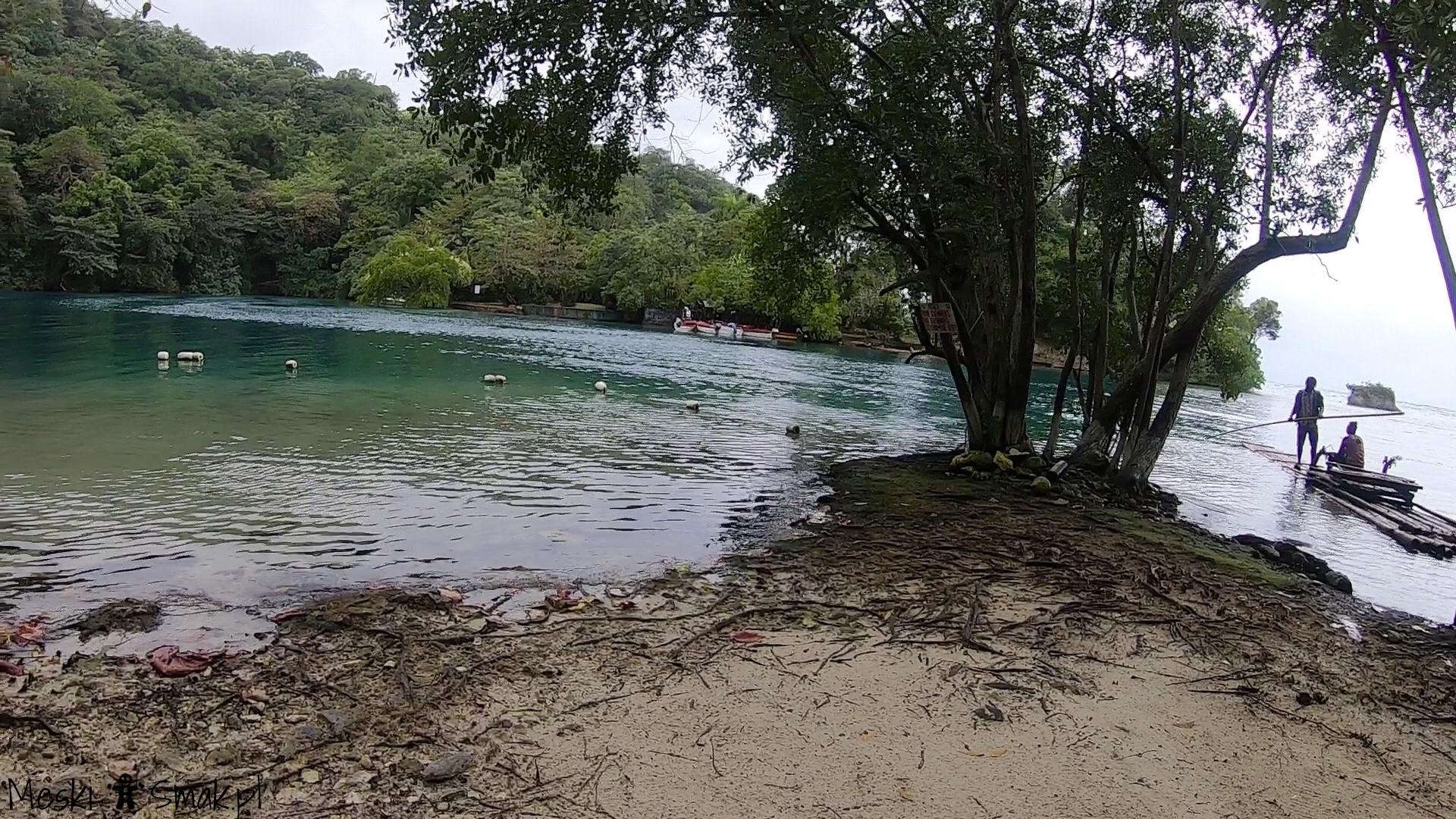 Wakacje i wycieczki Jamajka_wszystko o błękitna laguna Blue Lagoon 5