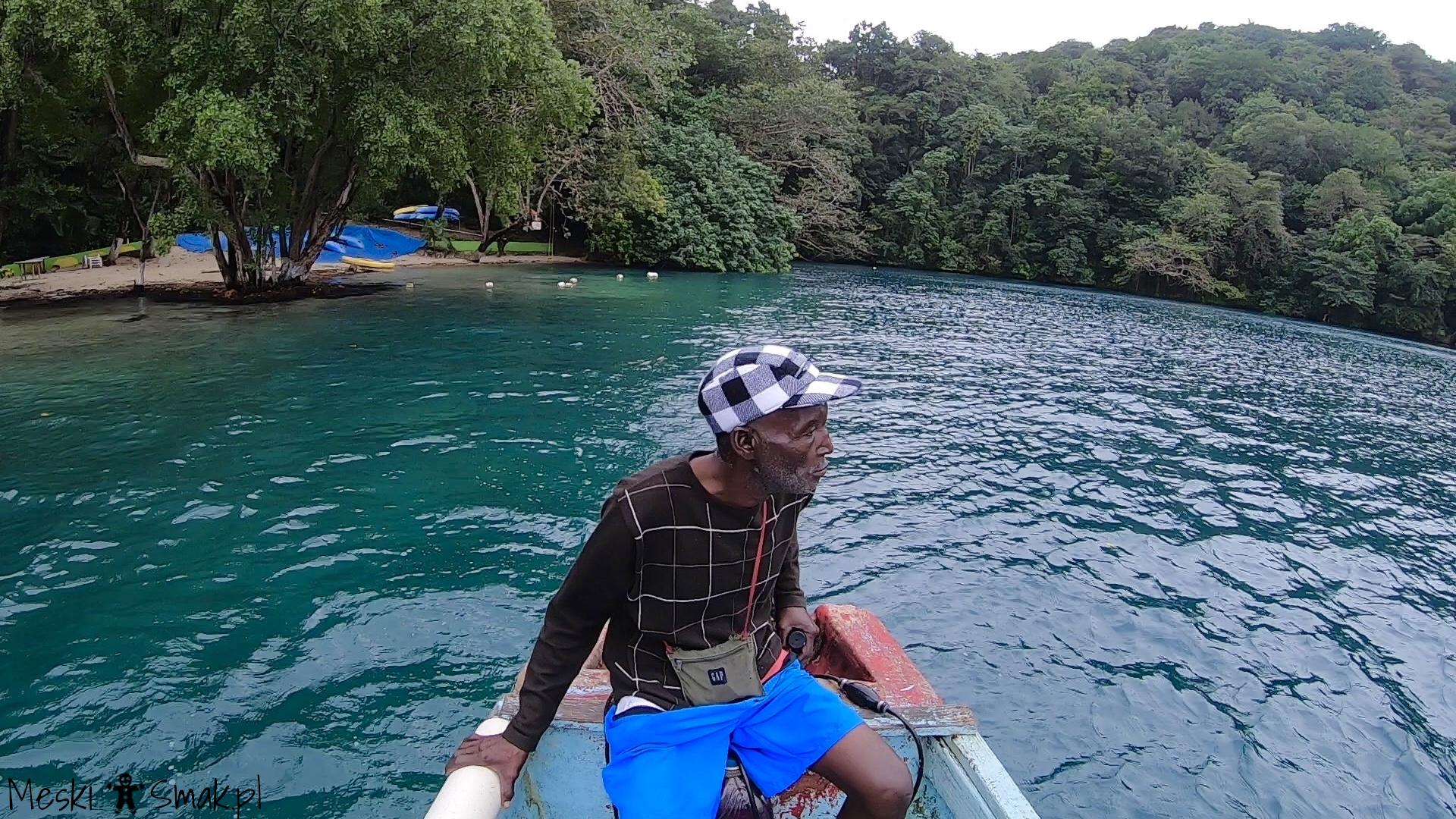 Wakacje i wycieczki Jamajka_wszystko o błękitna laguna Blue Lagoon 7