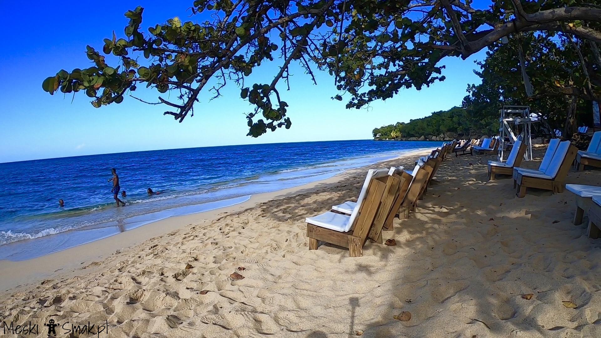 Wakacje i wycieczki Jamajka_wszystko o plaża Bamboo Beach