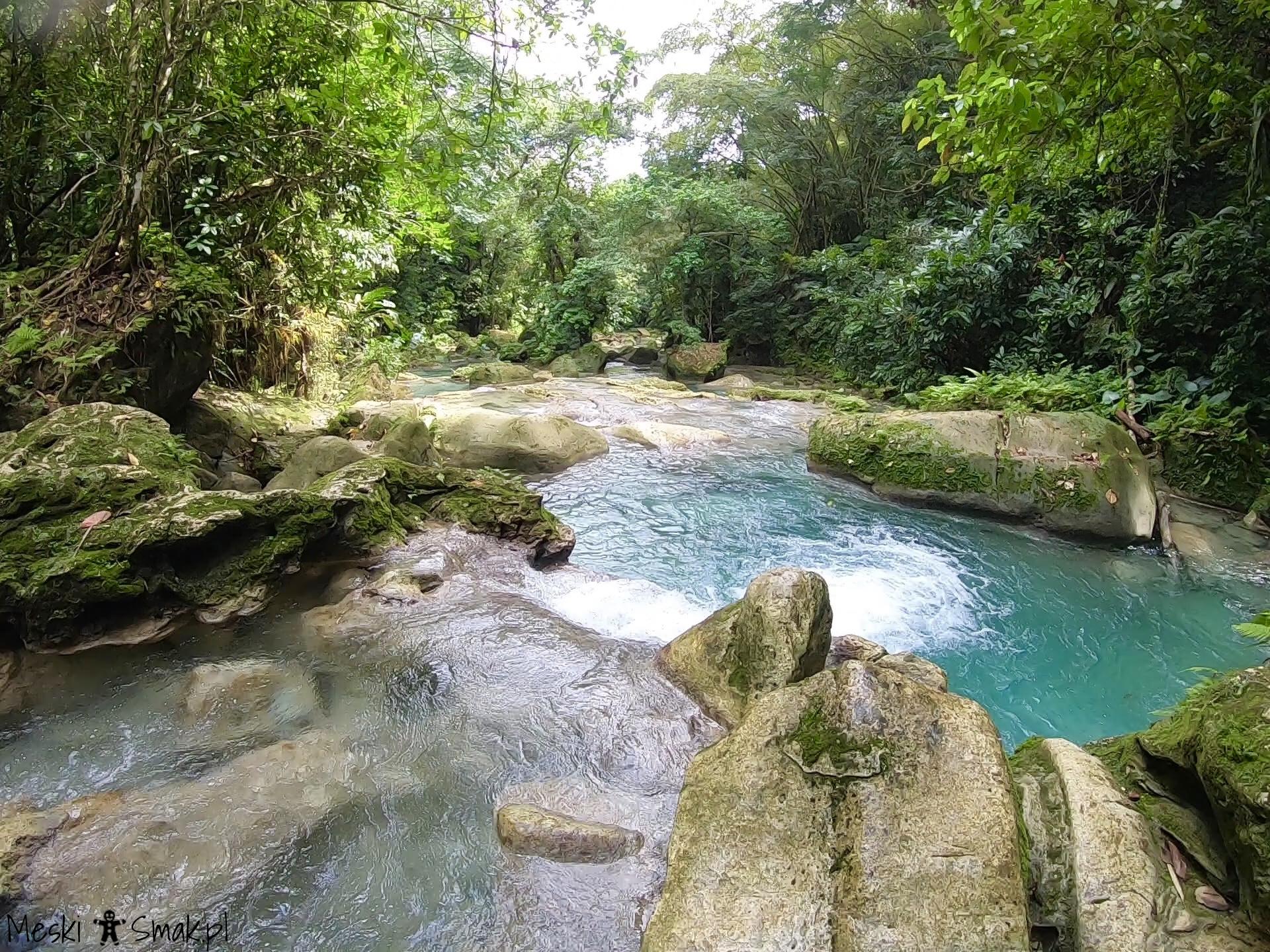 Wodospady Reach Falls 10