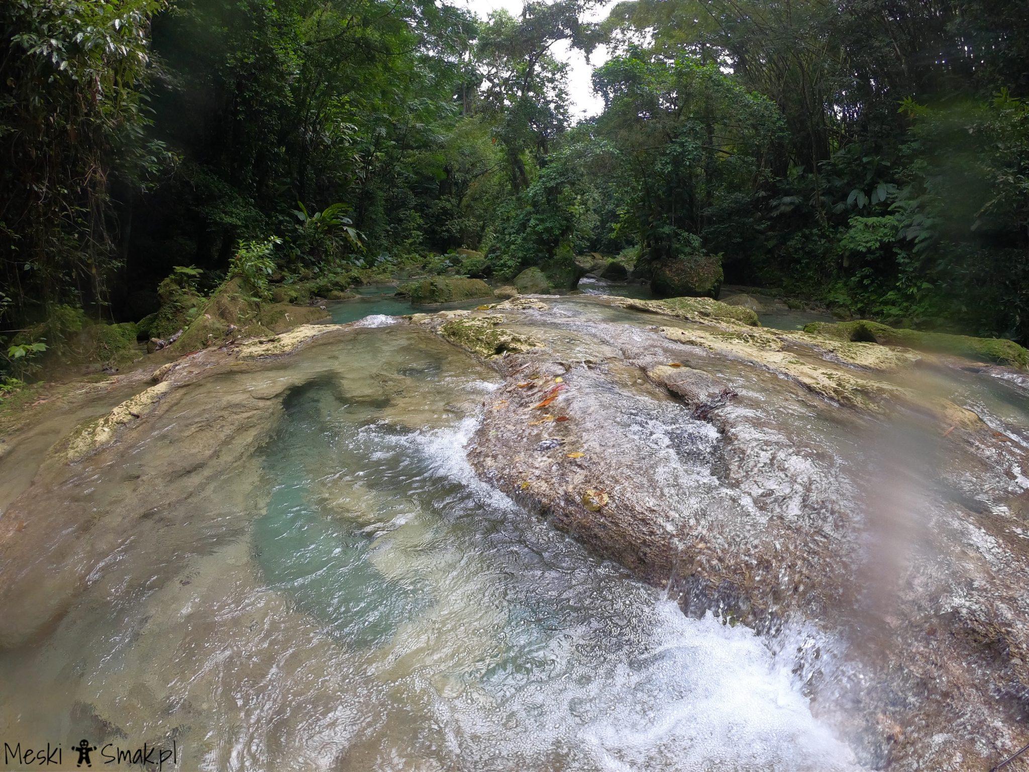 Wodospady Reach Falls 11