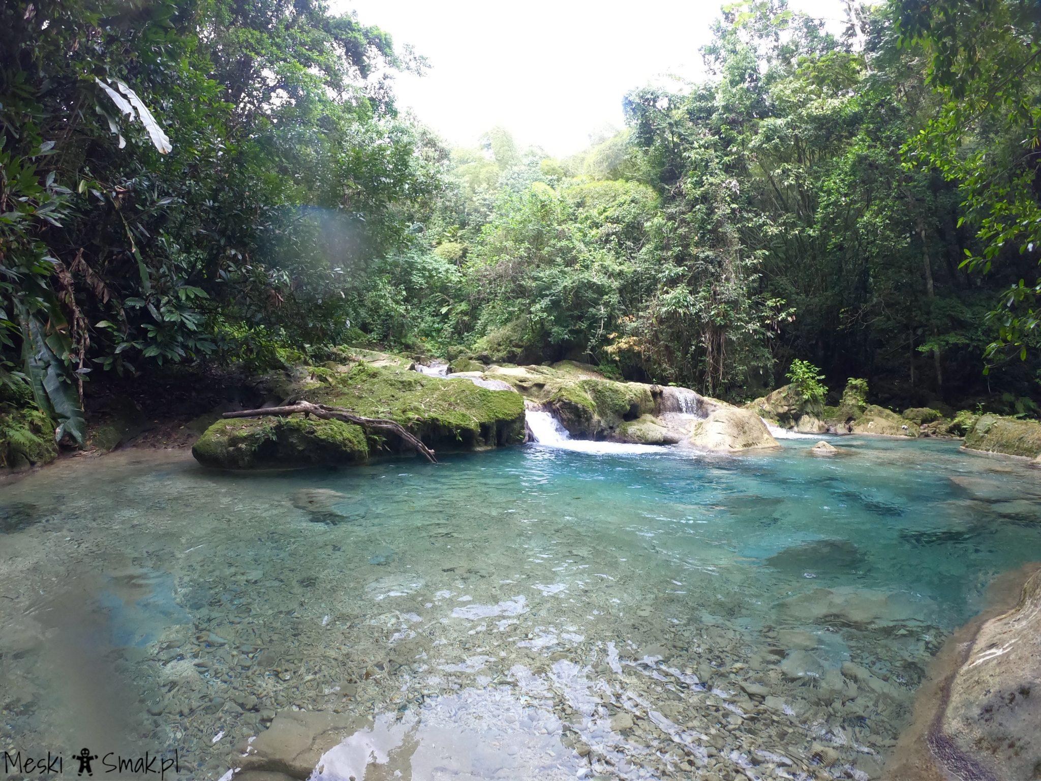 Wodospady Reach Falls 12