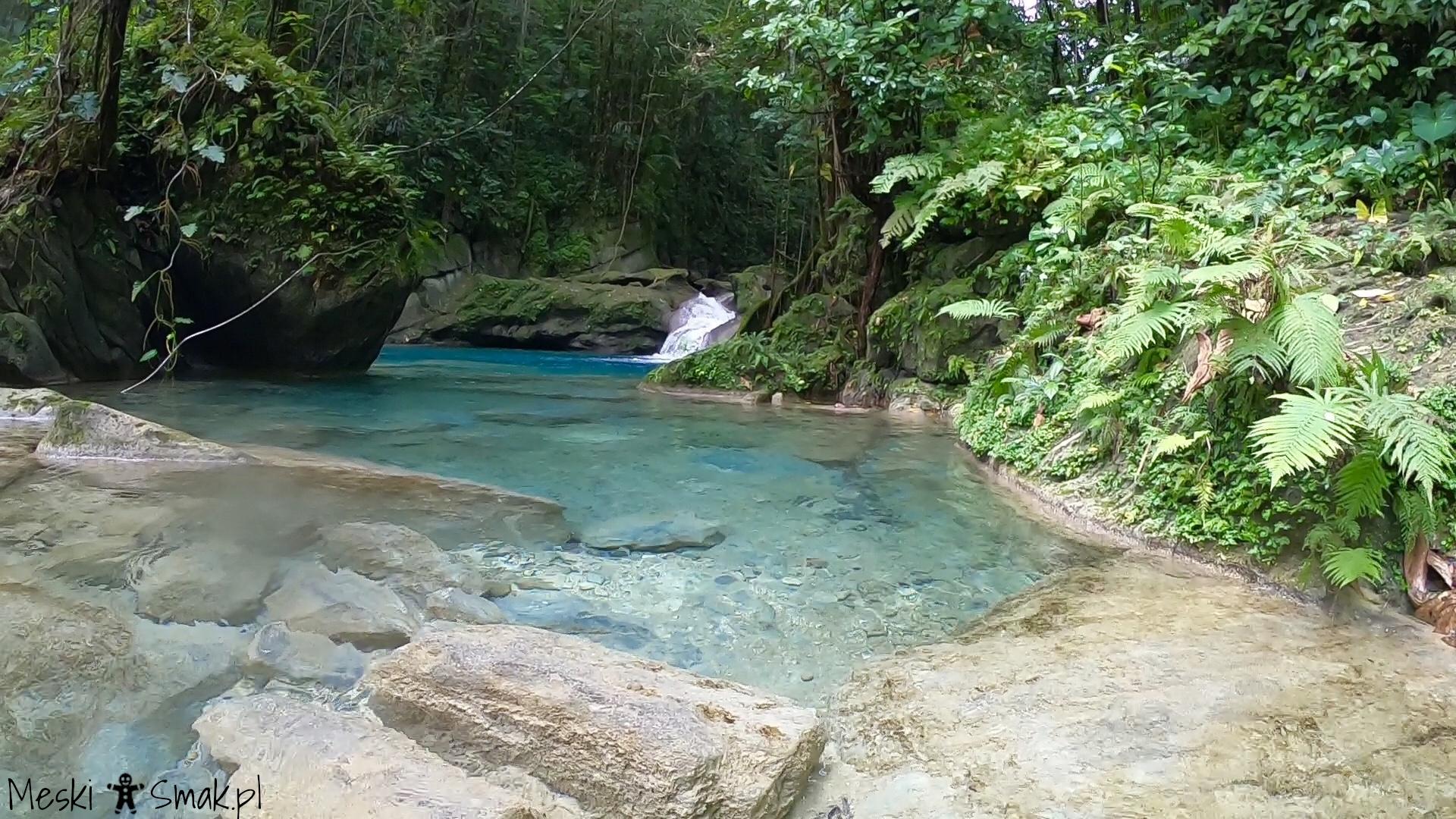 Wodospady Reach Falls 3
