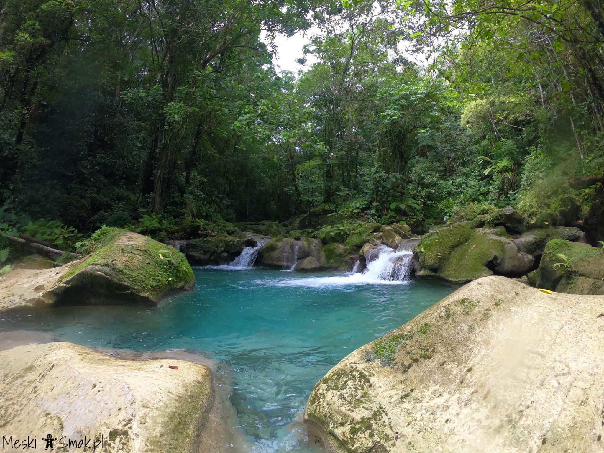 Wodospady Reach Falls