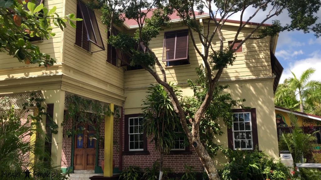 Wakacje i wycieczki Jamajka_wszystko o Muzeum Boba Marleya w Kingston 4