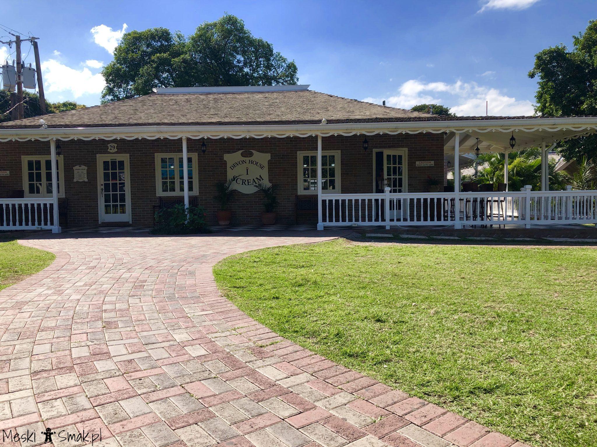 Wakacje i wycieczki Jamajka_wszystko o Najlepsze Lody Devon House 2