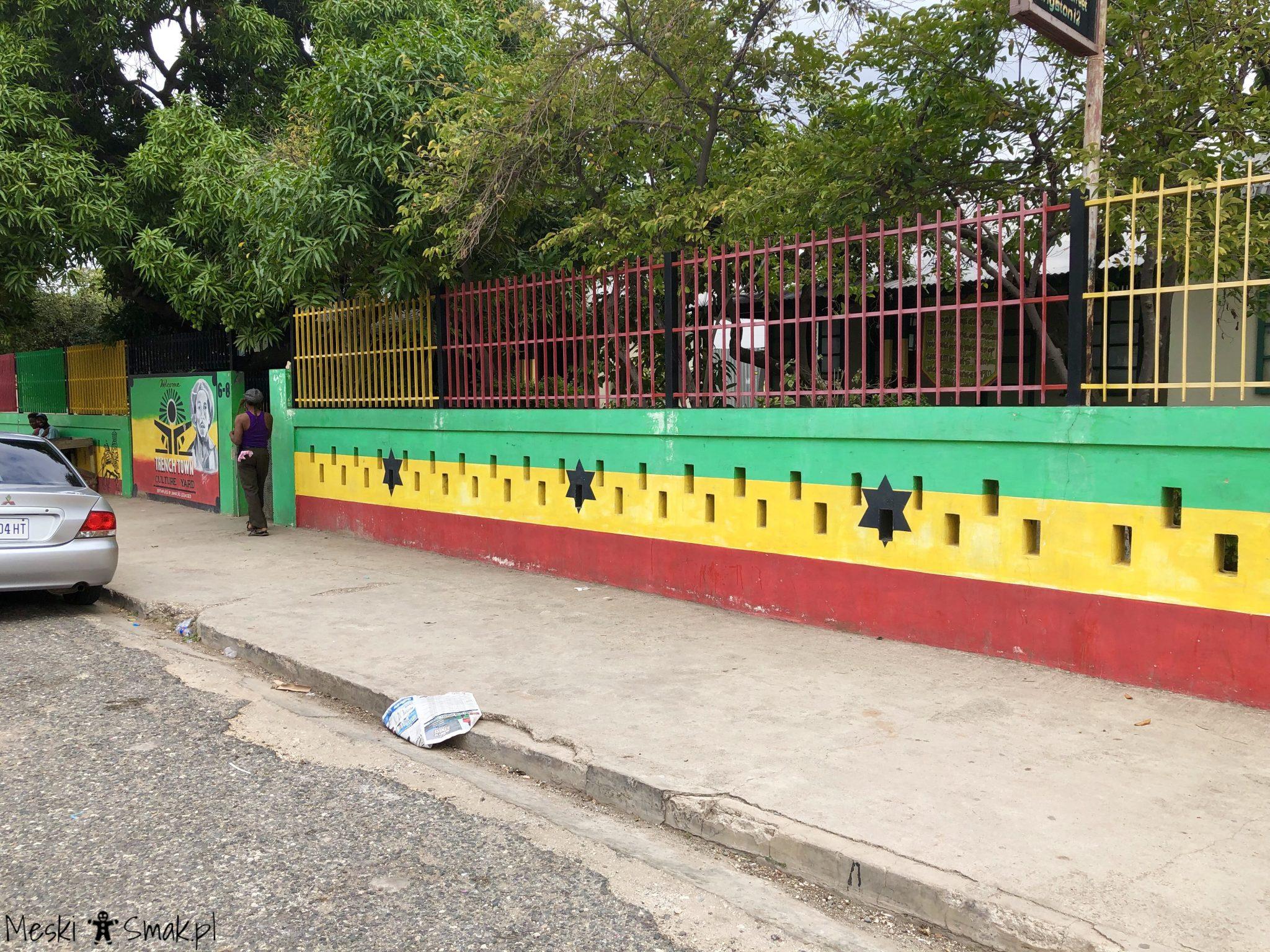 Wakacje i wycieczki Jamajka_wszystko o Trench Town Culture Yard 2