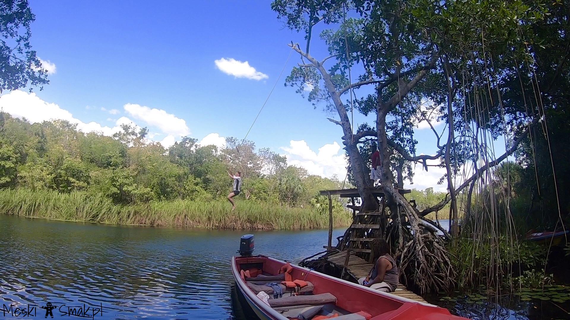 Wakacje i wycieczki Jamajka_wszystko o Black River Safari 10