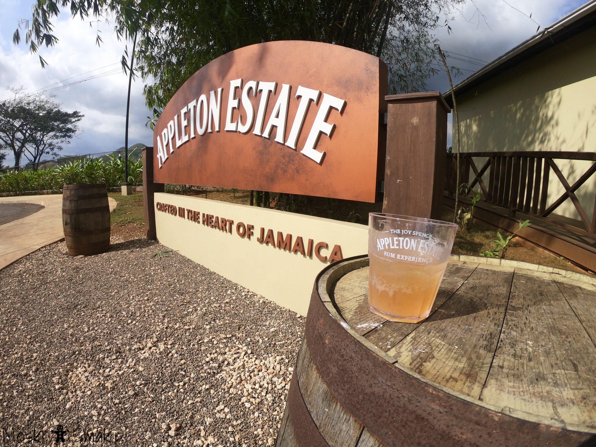 Wakacje i wycieczki Jamajka_wszystko o Fabryka Appleton Estate Rum