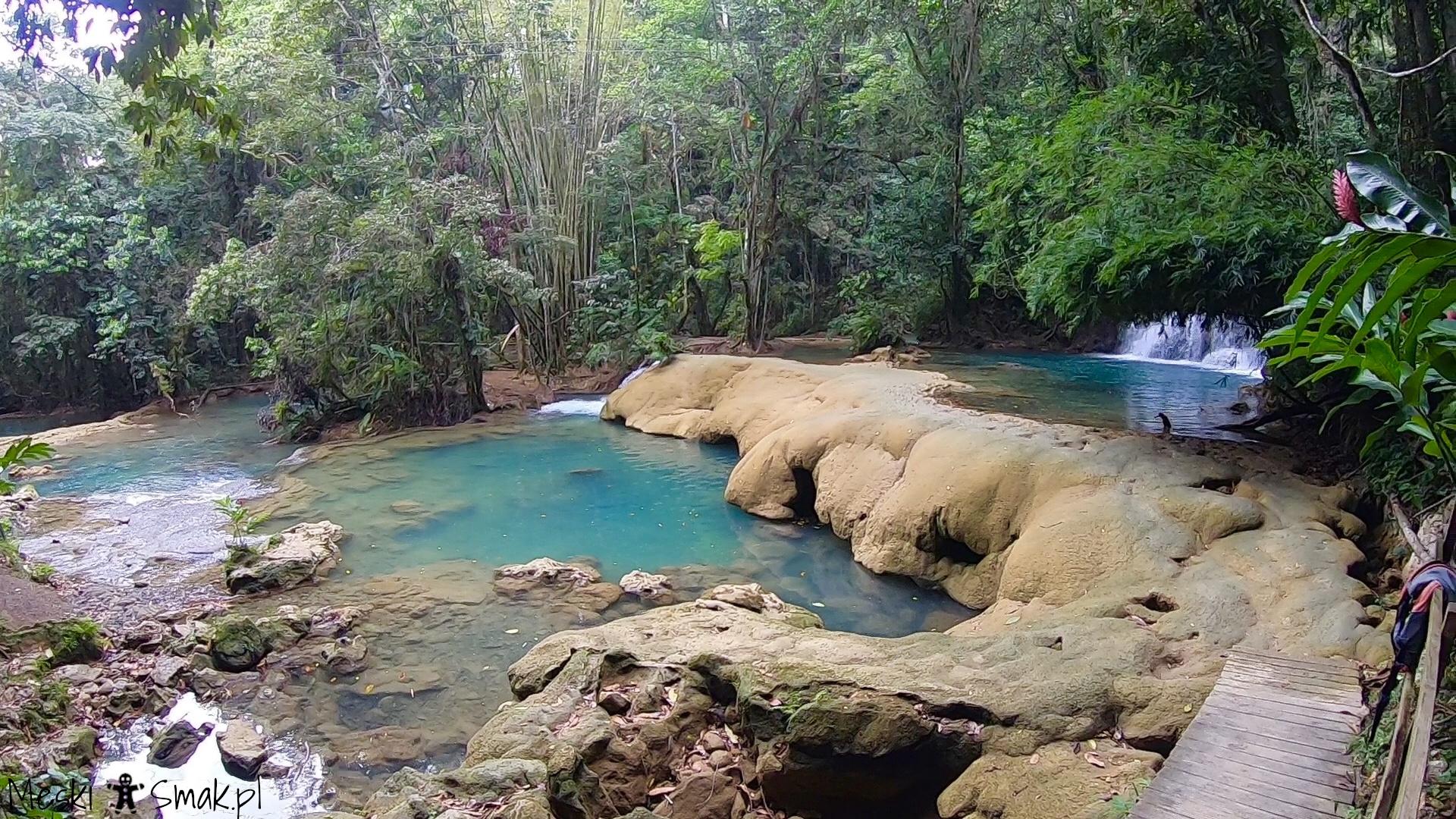 Wakacje i wycieczki Jamajka_wszystko o wodospady YS Falls 14