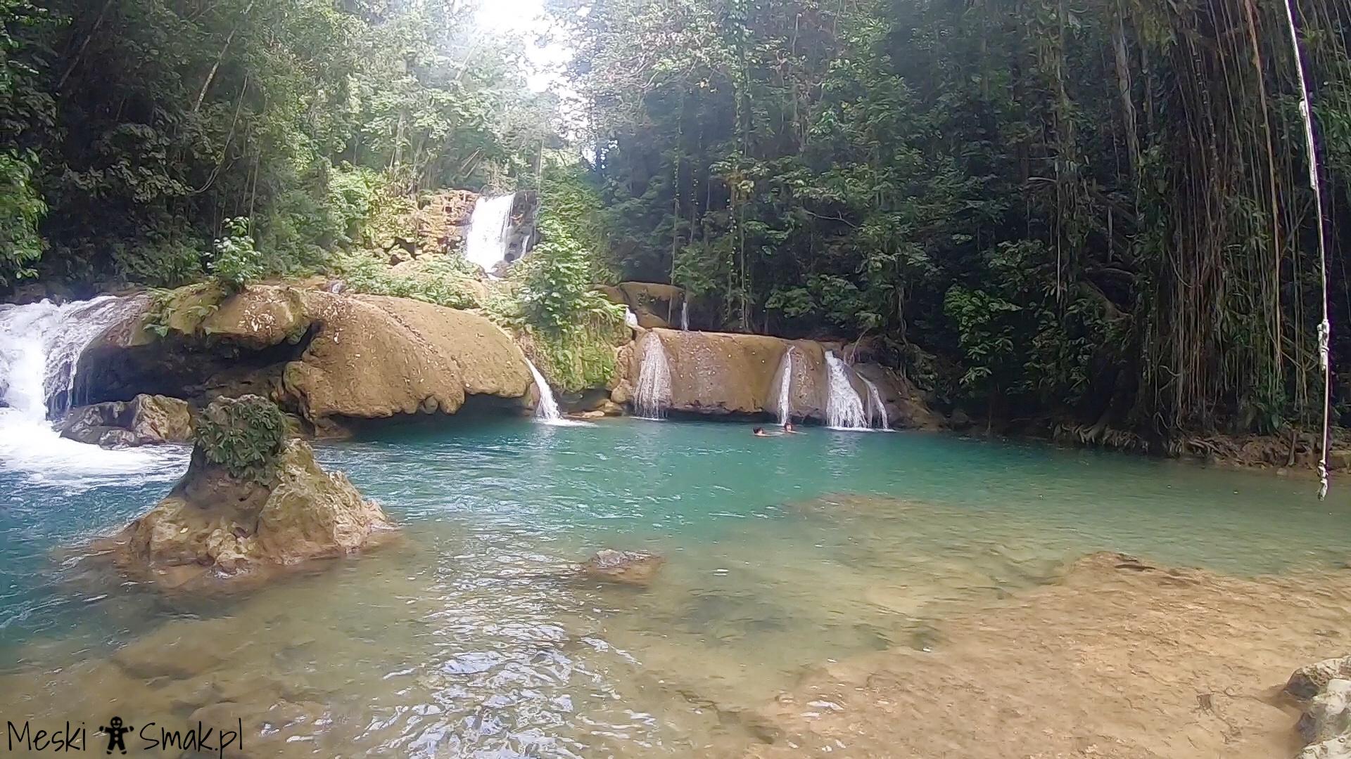 Wakacje i wycieczki Jamajka_wszystko o wodospady YS Falls 18