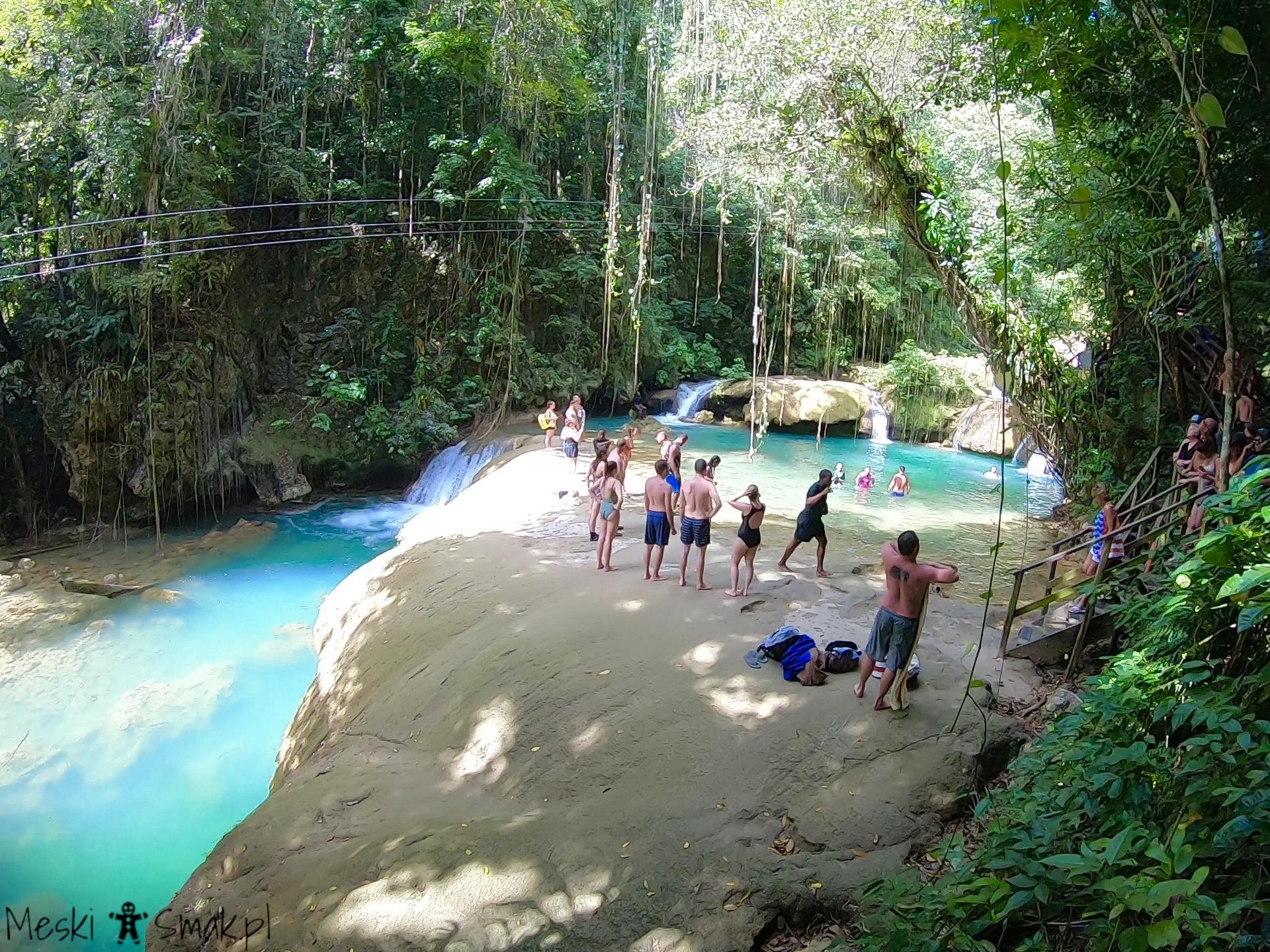 Wakacje i wycieczki Jamajka_wszystko o wodospady YS Falls 19