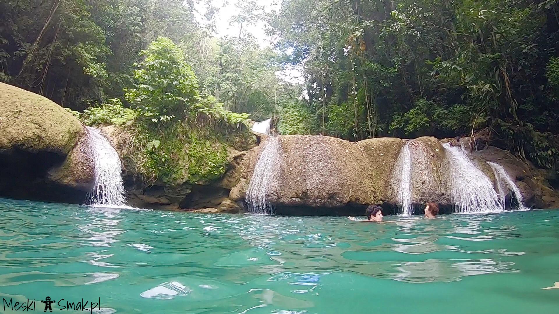 Wakacje i wycieczki Jamajka_wszystko o wodospady YS Falls 20