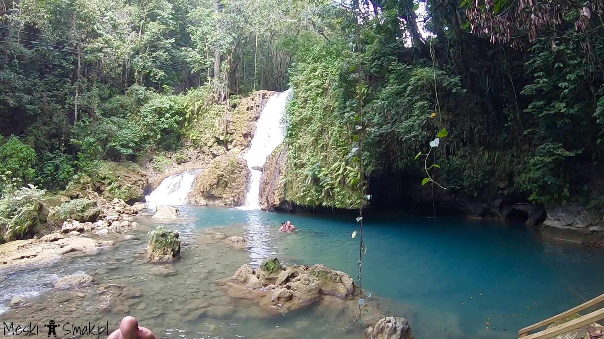 Wakacje i wycieczki Jamajka_wszystko o wodospady YS Falls 22