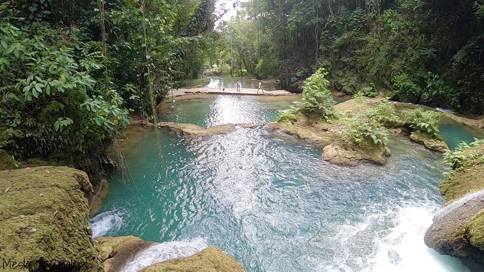 Wakacje i wycieczki Jamajka_wszystko o wodospady YS Falls 23
