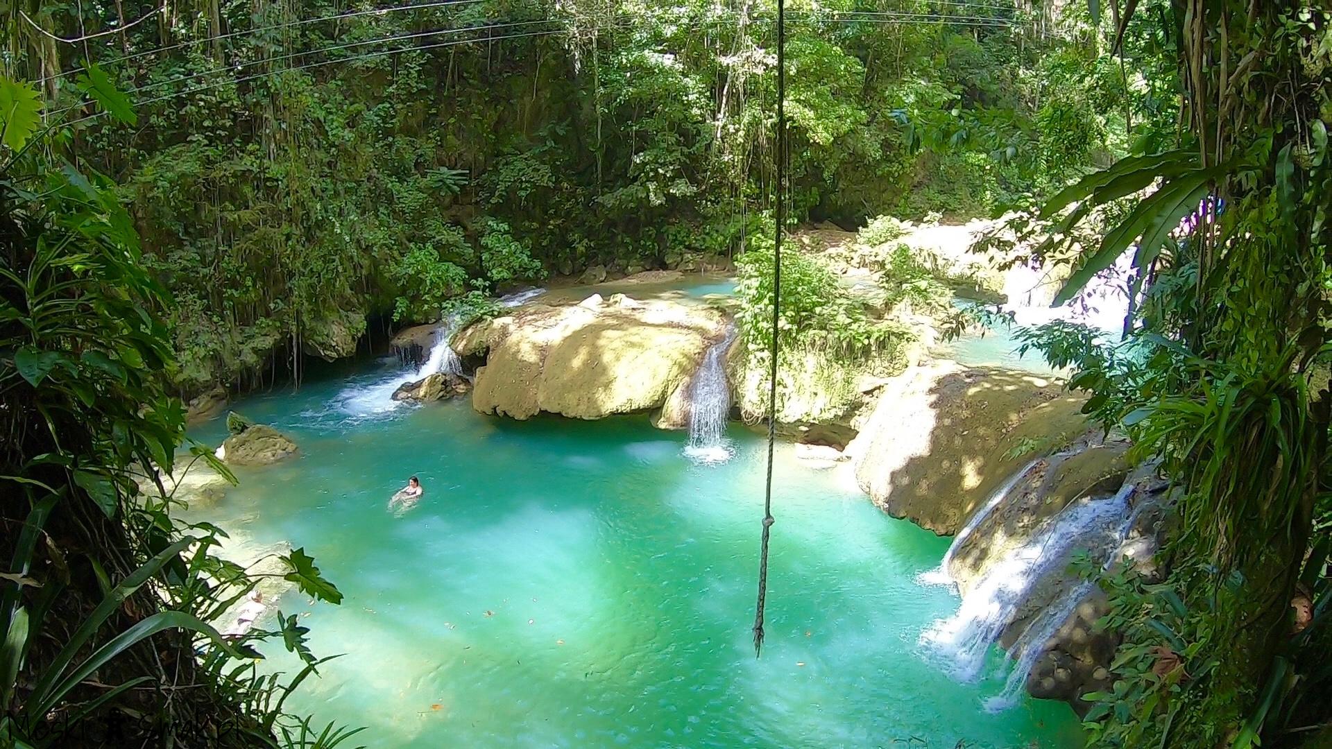 Wakacje i wycieczki Jamajka_wszystko o wodospady YS Falls 25