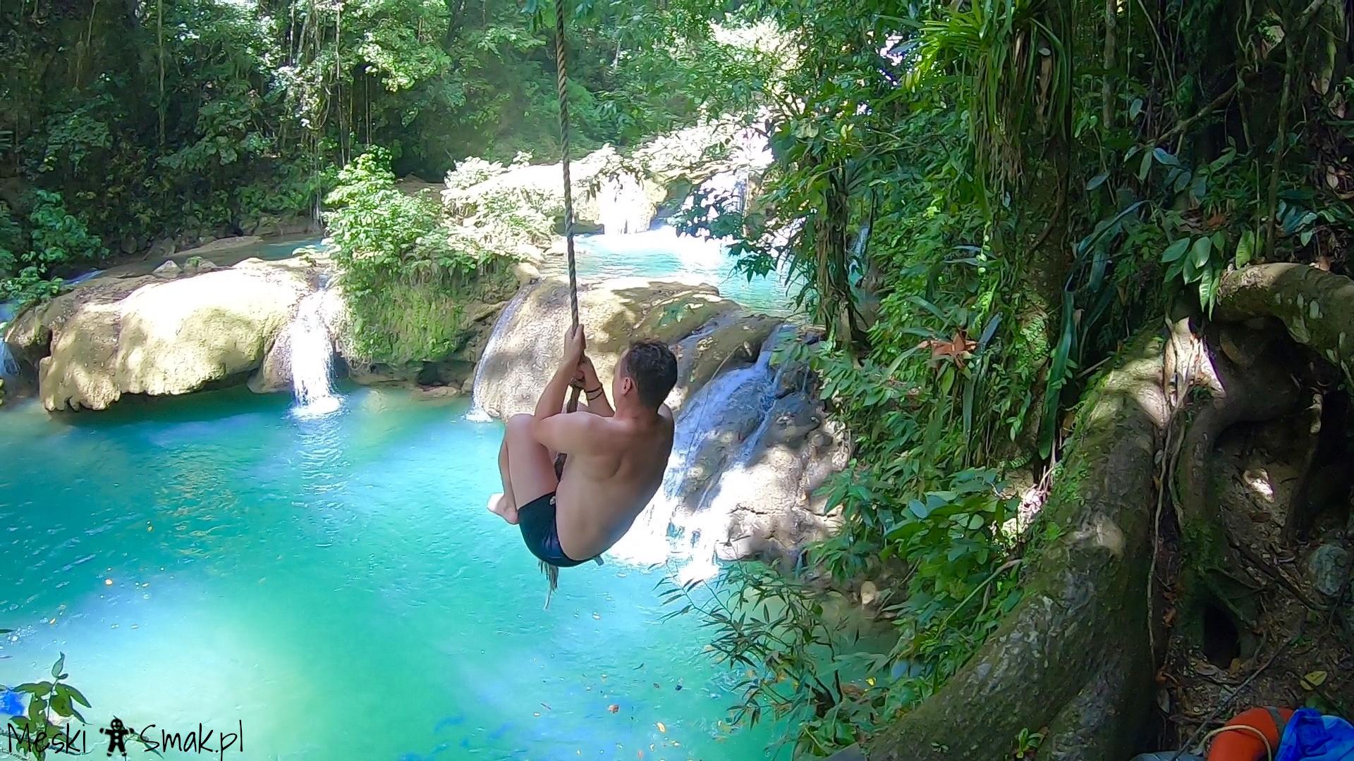 Wakacje i wycieczki Jamajka_wszystko o wodospady YS Falls