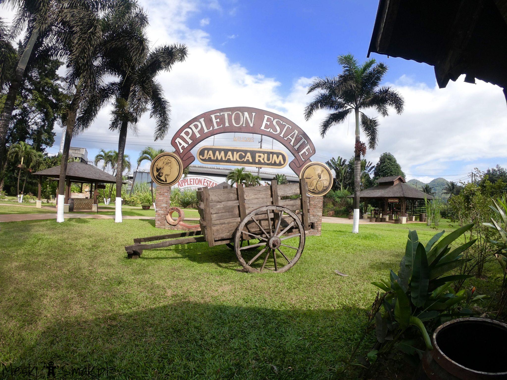 Wakacje i wycieczki Jamajka_wszystko o Fabryka Appleton Estate Rum 11