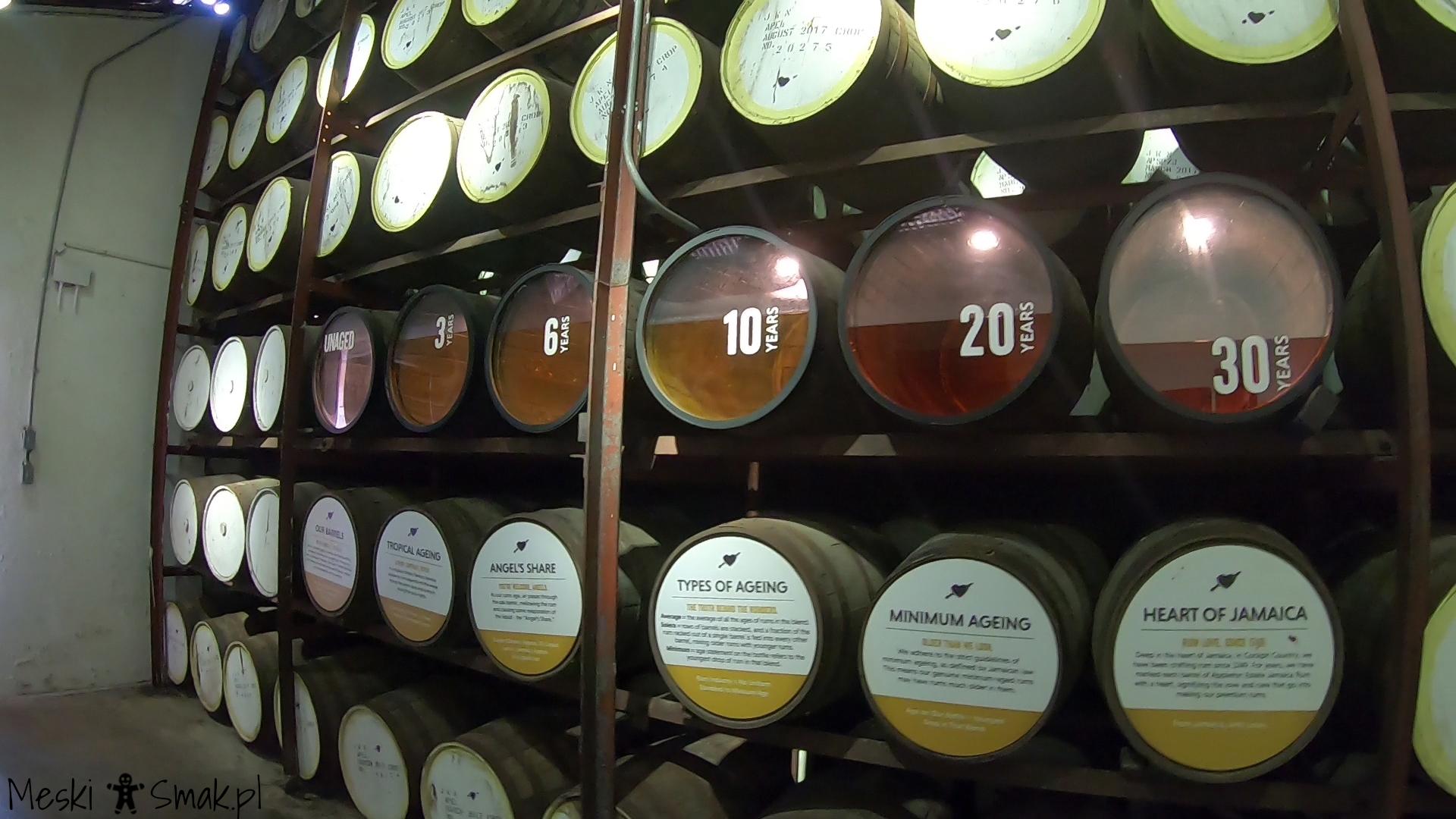 Wakacje i wycieczki Jamajka_wszystko o Fabryka Appleton Estate Rum 12