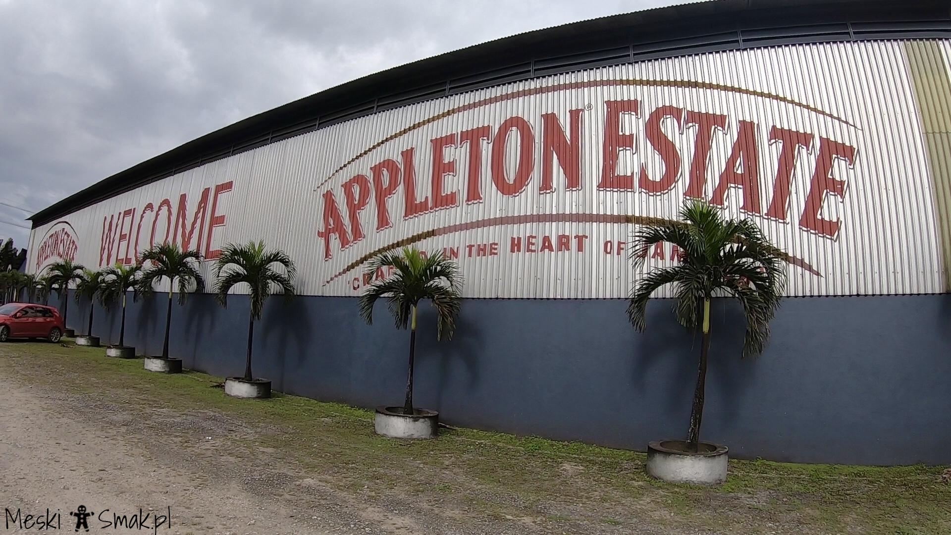 Wakacje i wycieczki Jamajka_wszystko o Fabryka Appleton Estate Rum 18